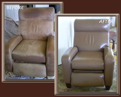 Leather Cleaning Restoration