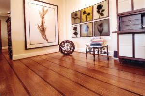 Wood Floor Waxing, Sealing & Polishing